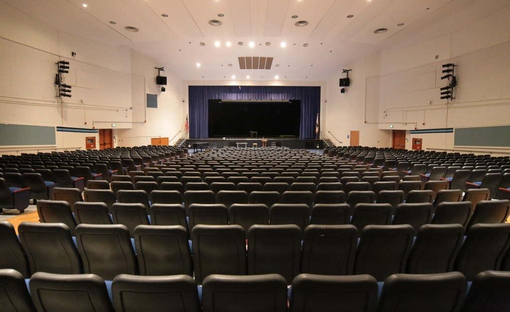 Reseda High School Auditorium